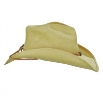 Runaway Bride Toyo Straw Western Hat alternate view 7