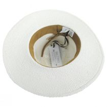 Monte Carlo Toyo Straw Rancher Hat alternate view 4