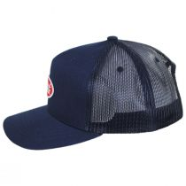 Parson Mesh Trucker Snapback Baseball Cap alternate view 3