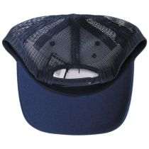 Parson Mesh Trucker Snapback Baseball Cap alternate view 4