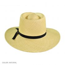 Panama Straw Working Hat