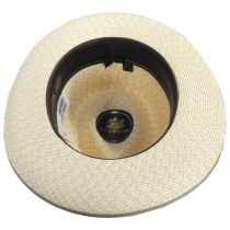 Stratoliner Milan Straw Mix Fedora Hat alternate view 4