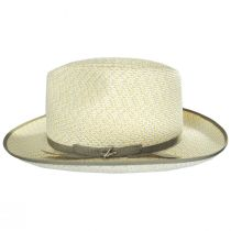 Stratoliner Milan Straw Mix Fedora Hat alternate view 31