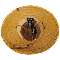 Bells Copper Straw Lifeguard Hat alternate view 4