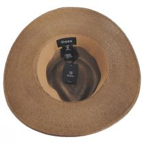 Marco Palm Straw Fedora Hat alternate view 24