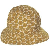 Hardy Elephant Cotton Bucket Hat alternate view 2