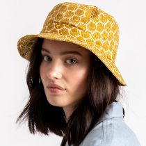 Hardy Elephant Cotton Bucket Hat alternate view 6