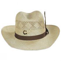 Stud Finder Sisal Straw Western Hat alternate view 2