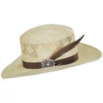 Stud Finder Sisal Straw Western Hat alternate view 3