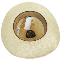 Stud Finder Sisal Straw Western Hat alternate view 4