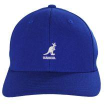 Logo Wool FlexFit Fitted Baseball Cap alternate view 2
