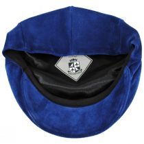 Italian Suede Leather Ivy Cap alternate view 4