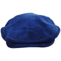 Italian Suede Leather Ivy Cap alternate view 19