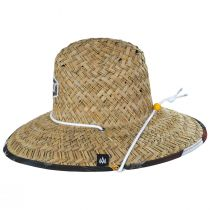 Revolution Straw Lifeguard Hat alternate view 3