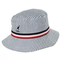 Fred Segal Reversible Cotton Blend Bucket Hat alternate view 11