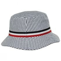 Fred Segal Reversible Cotton Blend Bucket Hat alternate view 16