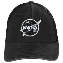 Raglan Bones NASA Trucker Baseball Cap alternate view 2