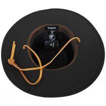 Ranger Black Cotton Aussie Hat alternate view 4
