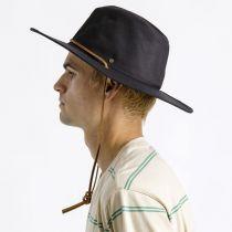 Ranger Black Cotton Aussie Hat alternate view 5