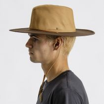 Ranger Brown/Tan Cotton Aussie Hat alternate view 5