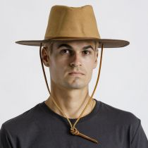 Ranger Brown/Tan Cotton Aussie Hat alternate view 6