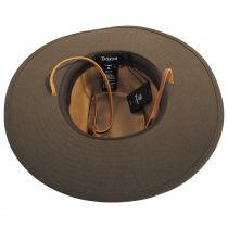 Ranger Brown/Tan Cotton Aussie Hat alternate view 16