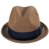 Gain Coconut Wool Felt Fedora Hat alternate view 2