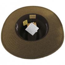 Quade Raindura Straw Fedora Hat alternate view 8