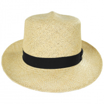 Bavaro Panama Straw Rollable Optimo Hat alternate view 2