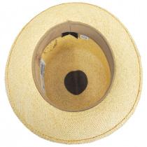 Bavaro Panama Straw Rollable Optimo Hat alternate view 4