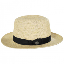 Bavaro Panama Straw Rollable Optimo Hat alternate view 7