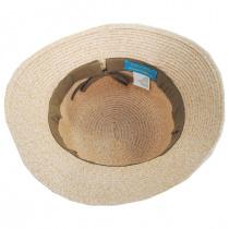 Diamante Toyo Straw Cloche Hat alternate view 8