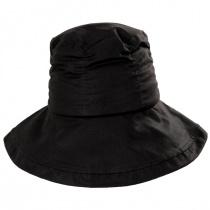 Drizzle British Millerain Waxed Cotton Crushable Rain Hat alternate view 2