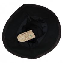 Drizzle British Millerain Waxed Cotton Crushable Rain Hat alternate view 20
