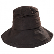 Drizzle British Millerain Waxed Cotton Crushable Rain Hat alternate view 30