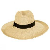 Charleston Toyo Straw Fedora Hat alternate view 6