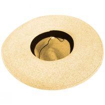 Charleston Toyo Straw Fedora Hat alternate view 8