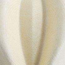 Diego Montecristi Fino Grade 20 Panama Straw Fedora Hat alternate view 6