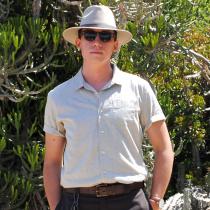 Cotton Safari Fedora Hat alternate view 20