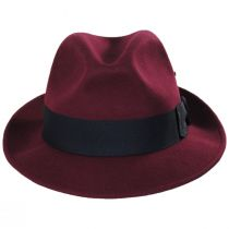 Highland Wool Felt Fedora Hat alternate view 6