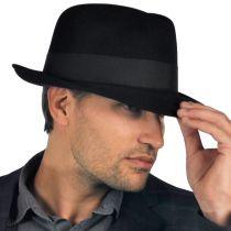 Saxon Fur Felt Fedora Hat alternate view 91