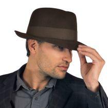 Saxon Fur Felt Fedora Hat alternate view 110