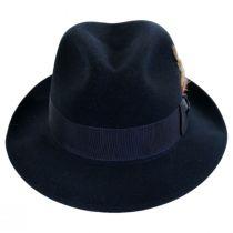Saxon Fur Felt Fedora Hat alternate view 112