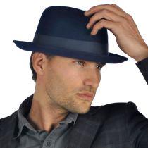 Saxon Fur Felt Fedora Hat alternate view 116