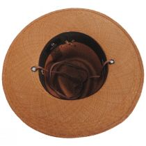Kalahari Panama Straw Outback Hat alternate view 4
