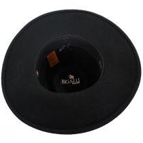 Tear Drop Wool Felt Western Hat alternate view 4
