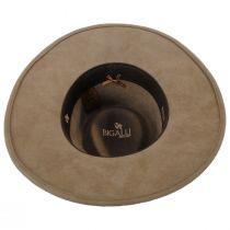 Tear Drop Wool Felt Western Hat alternate view 12