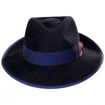 Dega Fur Felt Fedora Hat alternate view 6