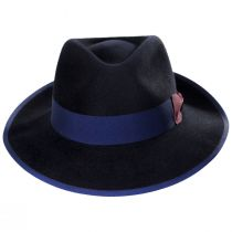 Dega Fur Felt Fedora Hat alternate view 10