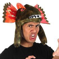 Dilophosaurus Sprazy Hat alternate view 3